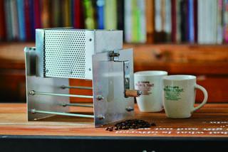 手回しで簡単焙煎!ボックス型ロースターをDIY! | DIYer(s)│リノベと暮らしとDIY。