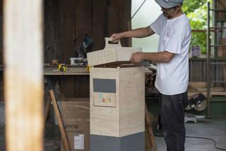 収納付きダストボックス(ゴミ箱)をDIY!おしゃれ&大容量ダストボックス編 | DIYer(s)│リノベと暮らしとDIY。