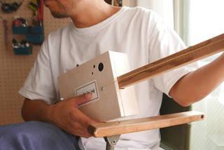あのジミヘンも使っていた!?シガーボックスギターをDIY! | DIYer(s)│リノベと暮らしとDIY。