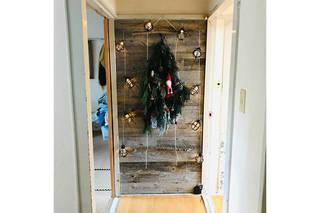 スペースいらず!壁掛けクリスマスツリーをDIY! | DIYer(s)│リノベと暮らしとDIY。