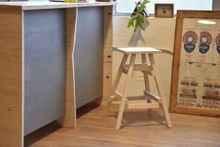 座るもよし、飾るもよし。たった2つの材料でクラシックスツールをDIY! | DIYer(s)│リノベと暮らしとDIY。