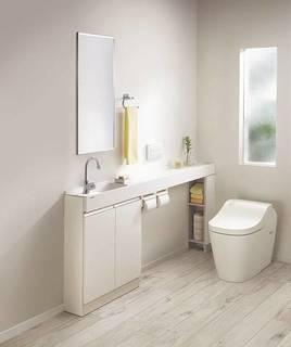 【トイレの掃除用品収納】すっきり&おしゃれを同時に叶えるテクニック | DIYer(s)│リノベと暮らしとDIY。