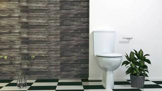 初心者さんも自分でできる!DIYでトイレの壁紙リフォームに挑戦! | DIYer(s)│リノベと暮らしとDIY。