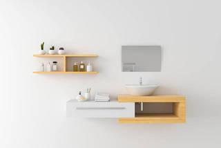 トイレに掛けるだけ!簡単印象アップを狙える、円形や横長型のオシャレな鏡をご紹介! | DIYer(s)│リノベと暮らしとDIY。