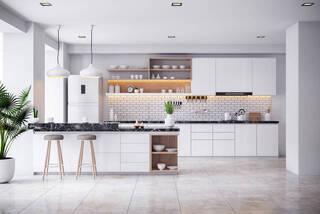 理想的なI型キッチンのレイアウトは?使いやすいキッチンの作り方を紹介!   DIYer(s)│リノベと暮らしとDIY。