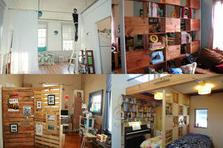 間仕切りDIYで空間をもっと自由に!パーテーションDIYアイデア | DIYer(s)│リノベと暮らしとDIY。