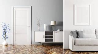 貼ってはがせる!室内ドアの壁紙張り替えにDIYで挑戦! | DIYer(s)│リノベと暮らしとDIY。