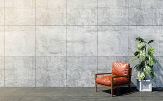憧れのコンクリート打ちっぱなし風の壁紙!お部屋を劇的イメチェン! | DIYer(s)│リノベと暮らしとDIY。