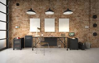 レンガ調壁紙でイメチェン!色やデザインでお部屋はどう変わる? | DIYer(s)│リノベと暮らしとDIY。