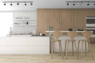 タイル風壁紙でオシャレな空間を作る!お部屋別参考アイデア | DIYer(s)│リノベと暮らしとDIY。
